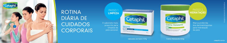 Topo Dermocosméticos Cetaphil