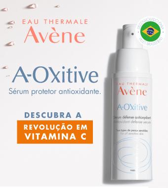 Lateral Dermocosméticos Avene A-Oxitive