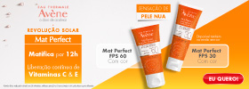 Topo Dermocosméticos Protetor Avene Mat Perfect