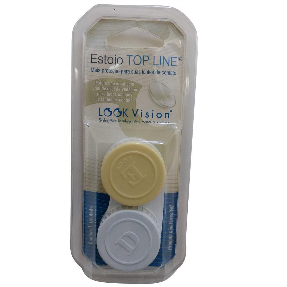 73cdc82bf2b29 Estojo para lentes Look vision top line - drogariavenancio