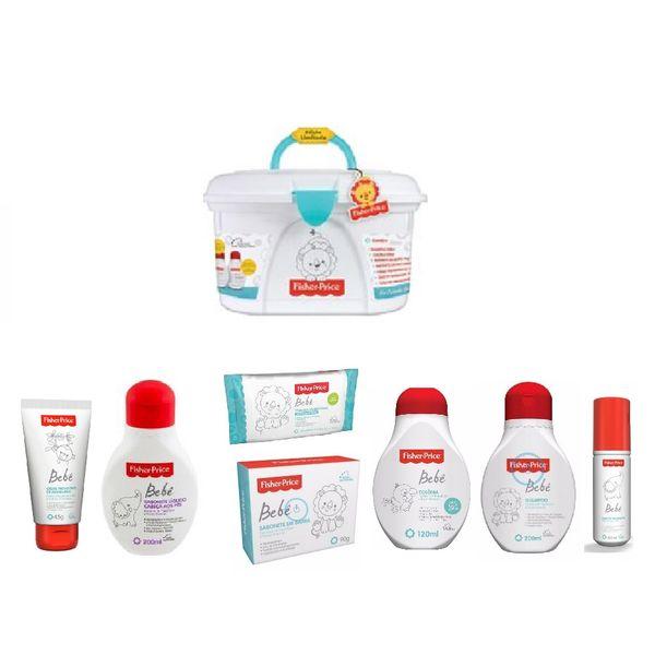 a816a06cf Mundo Infantil - Banho e Pós Banho - Shampoo FISHER PRICE ...