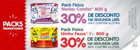 Topo Infantil Nestle Pack