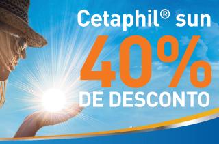 Promoção Cetaphil Sun