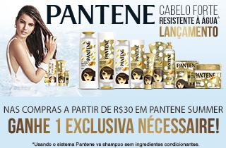 Promoção Pantene Summer