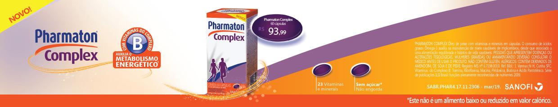 Vitaminas e Minerais/SB - Sanofi