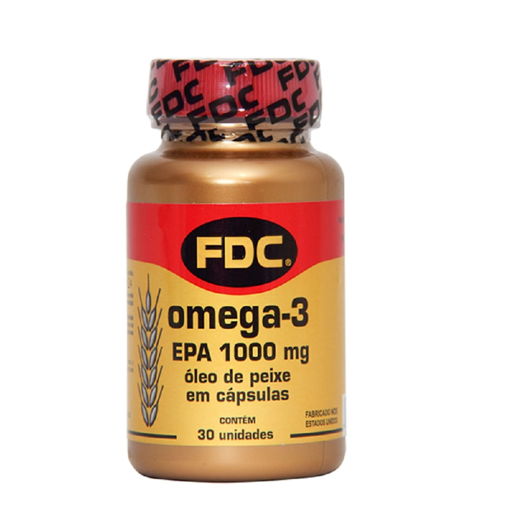622e5dc18 Ômega 3 EPA FDC 1000mg - drogariavenancio