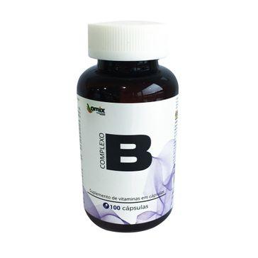 22da83c20 Complexo B 375mg Omix 100 cápsulas - drogariavenancio