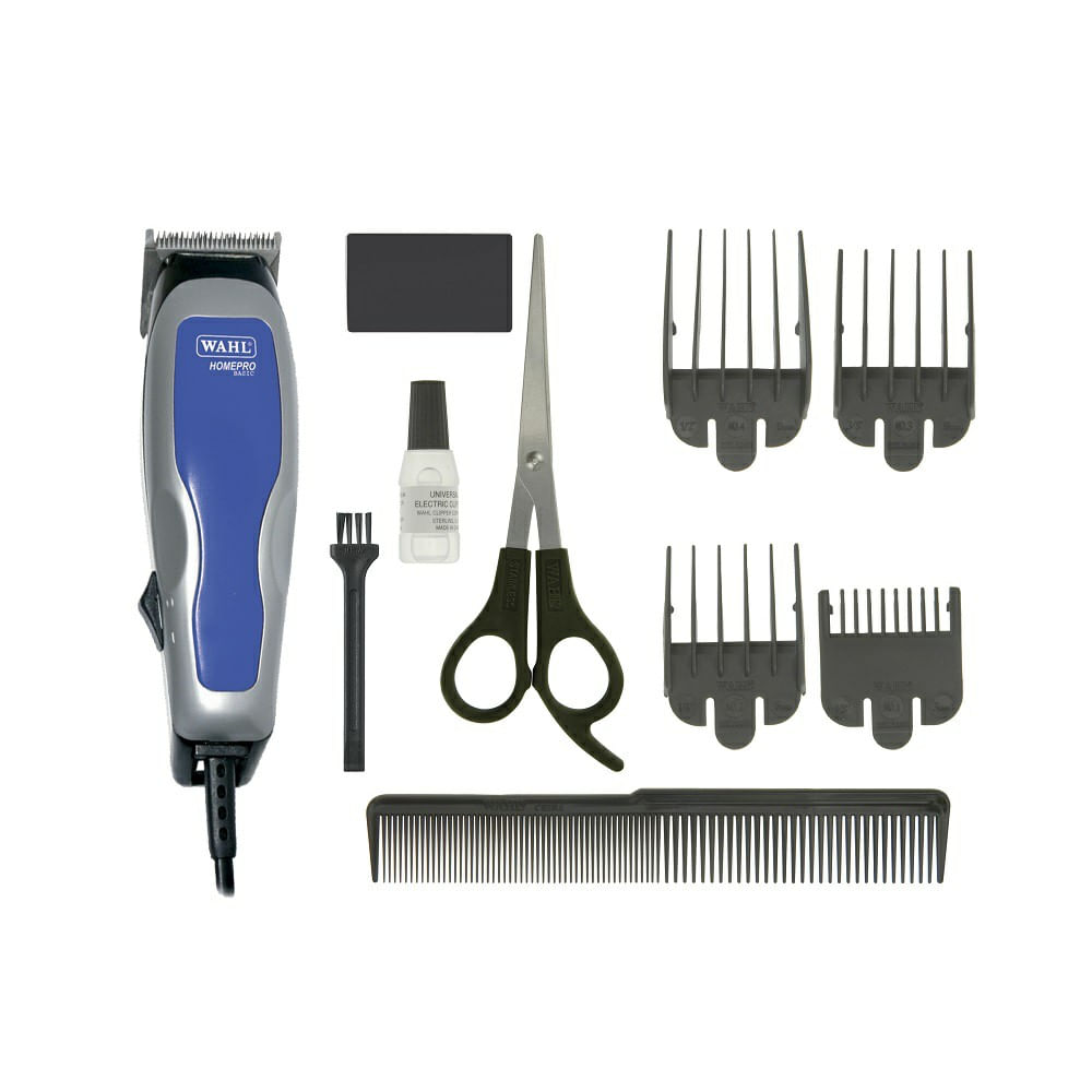 b5d37326c Kit Máquina de cabelo Wahl Homepro basic - drogariavenancio