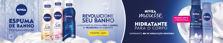 Higiene e Cuidados - Nivea