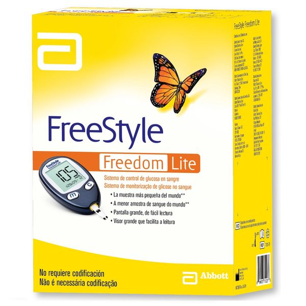 medidor de glicose freestyle optium neo
