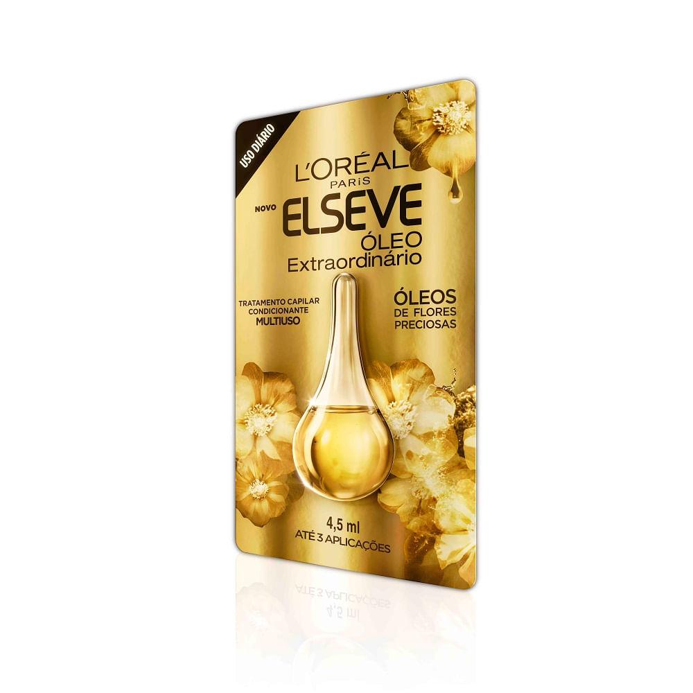 Elseve Gota óleo extraordinário 4,5ml - drogariavenancio