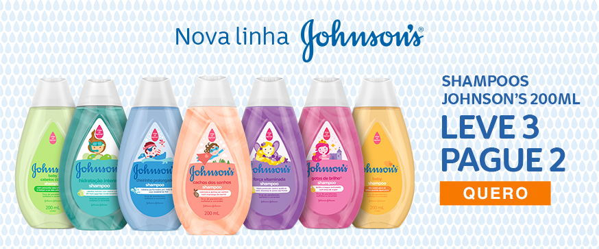 banner topo home desktop shampoo baby johnson
